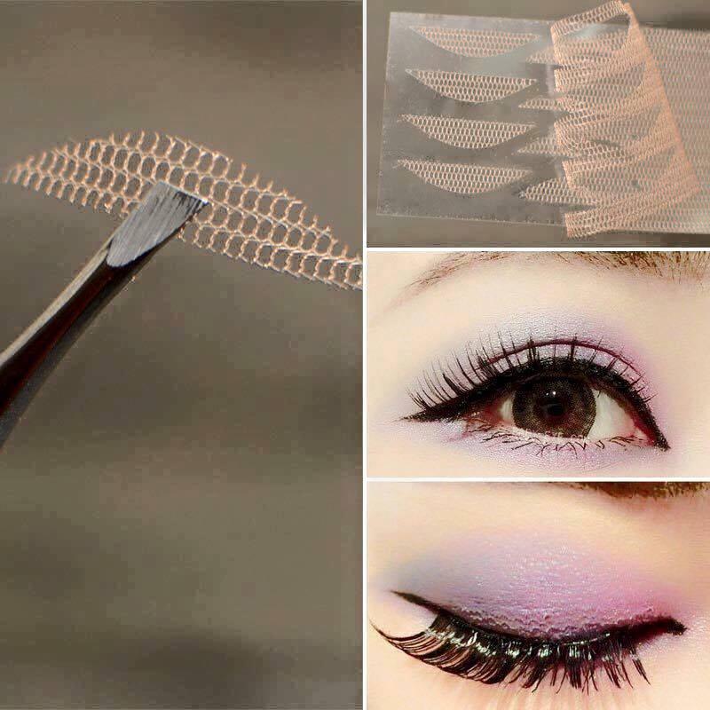 dán mi lưới beauty make up (25 cặp)