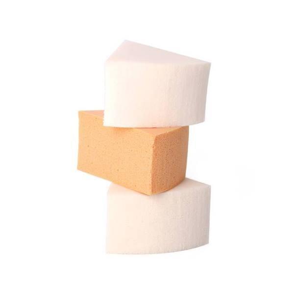 bông tán kem nền tam giác 3 miếng (bịch)