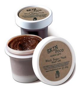 mặt nạ skinfood đường đen black sugar