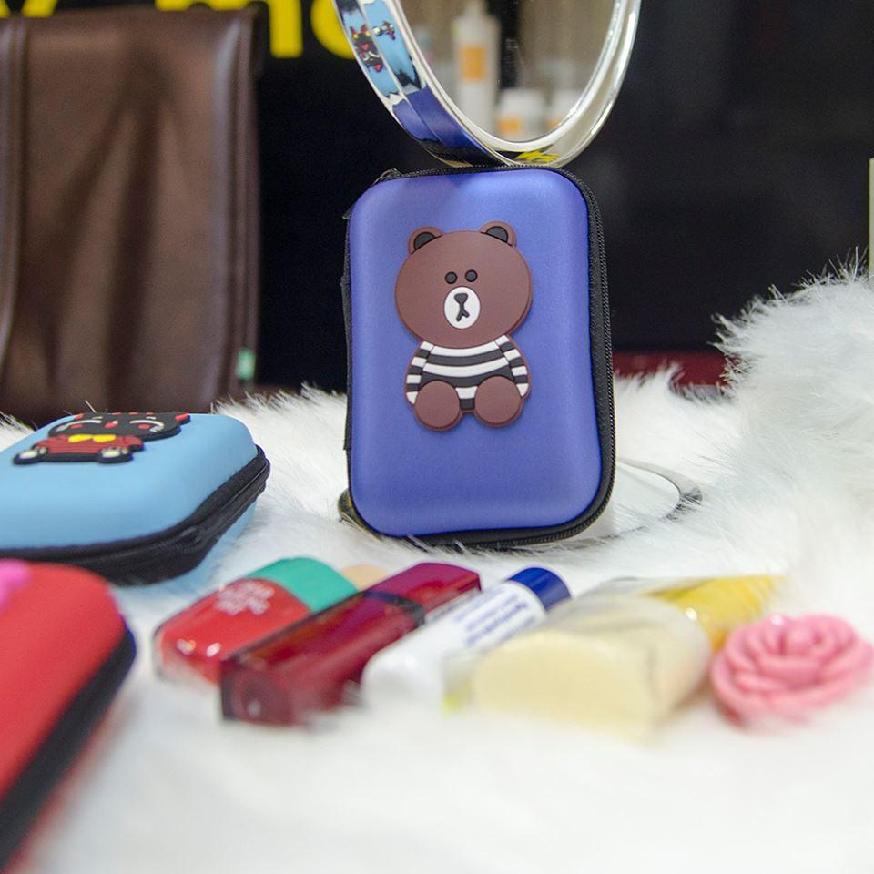 hộp cá nhân mini