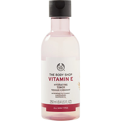 nước hoa hồng The Body Shop Vitamin E hydrating (250ml)
