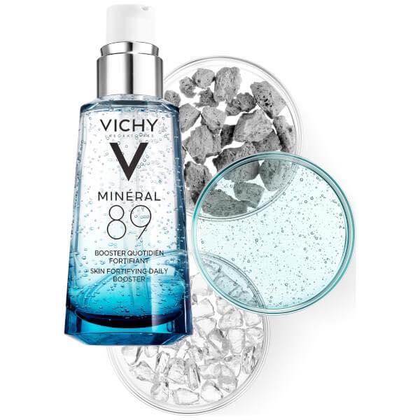 Tinh Chất Khoáng Cô Đặc Phục Hồi Da Vichy Mineral 89 Pháp (50ml)