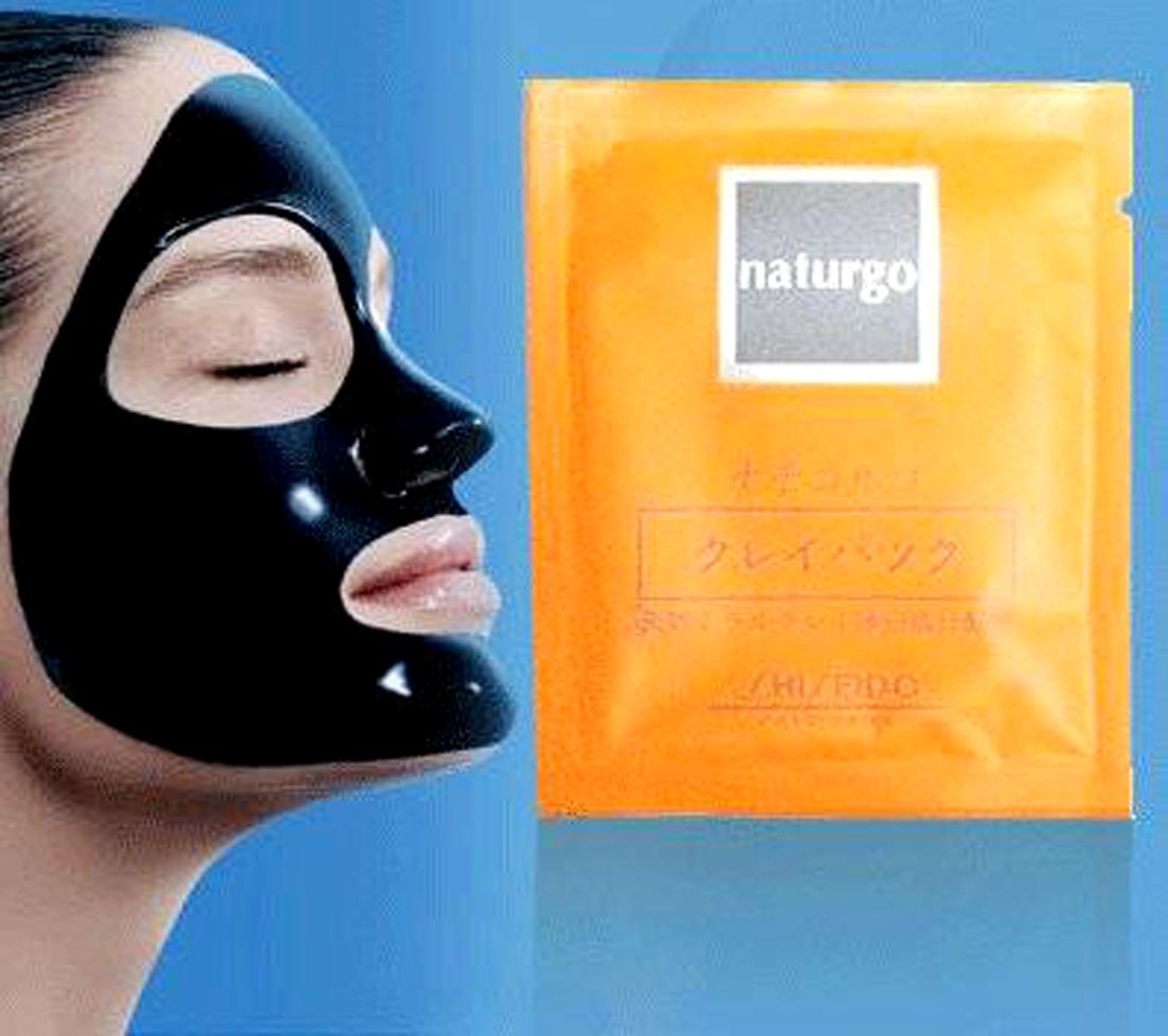 Mặt nạ bùn non Shiseido Naturgo