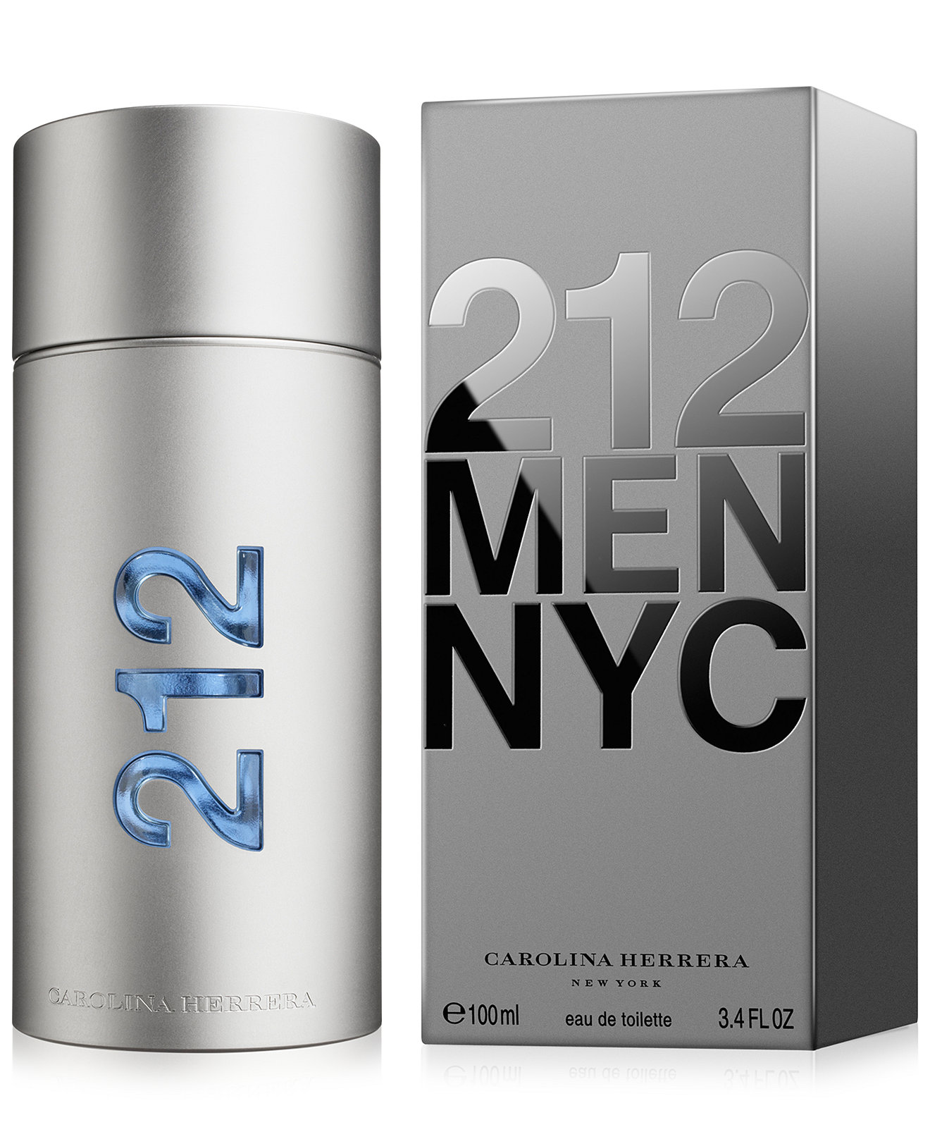 Carolina Herrera 212 NYC Men 100ML ( Tester )