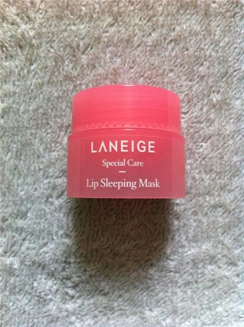 Mặt nạ ngủ dưỡng môi Laneige Lip Sleeping Mask 3g