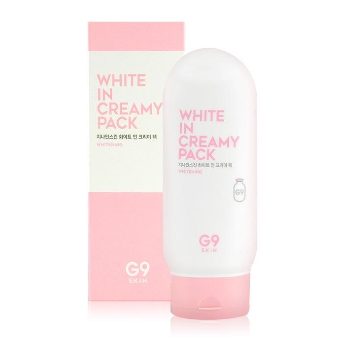 Kem ủ trắng da toàn thân Body White In Cream Pack G9