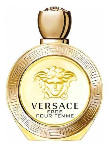 Versace - Eros Pour Femme EDT 100ML (Tester)