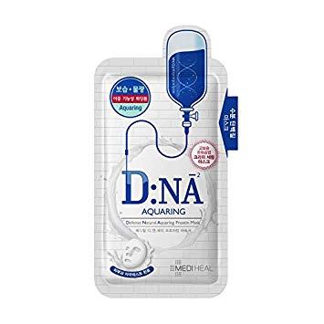mặt nạ mediheal DNA aquaring (khoá ẩm)