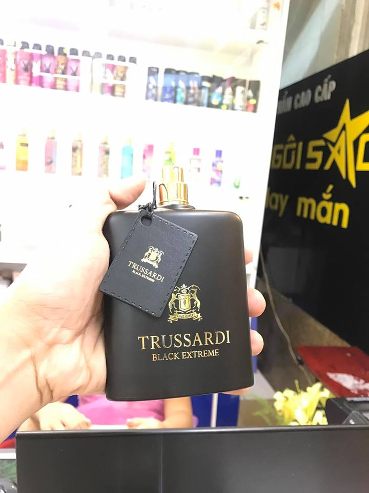 Trussardi Black Extream EDT Tester 100ml