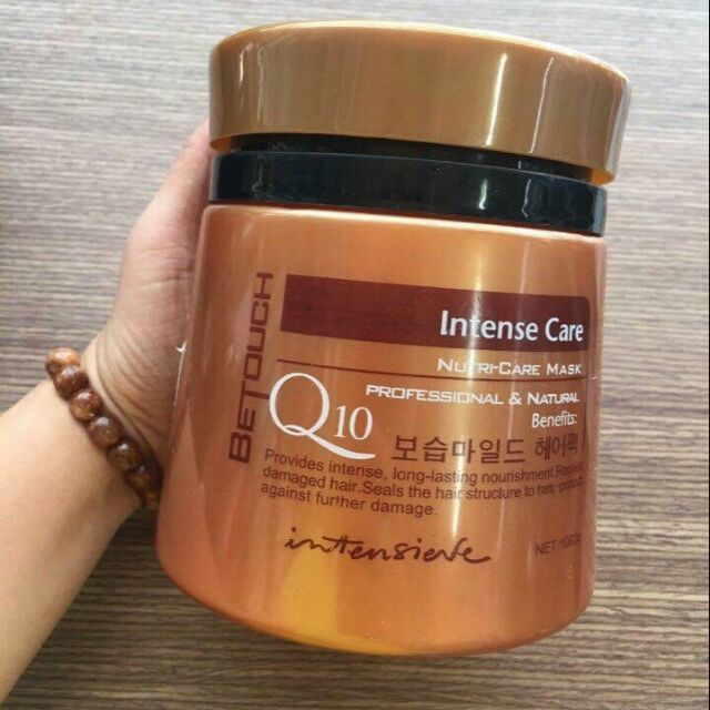 ủ tóc intense care q10 1000g