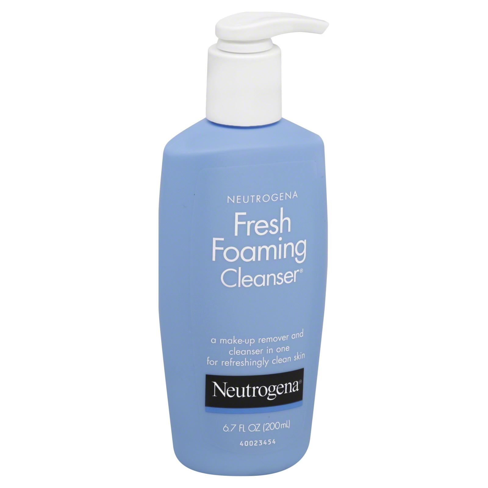 Sữa Rửa Mặt Tẩy Trang 2in1 Neutrogena Fresh Foaming Cleanser