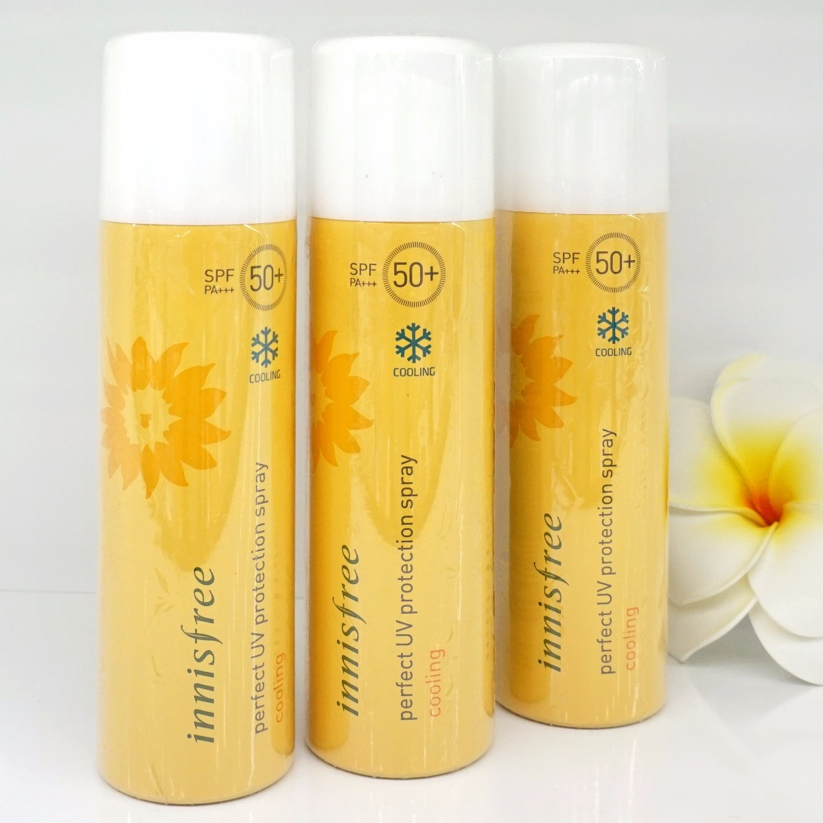 chống nắng xịt innisfree perfect uv cprotection spray cooling