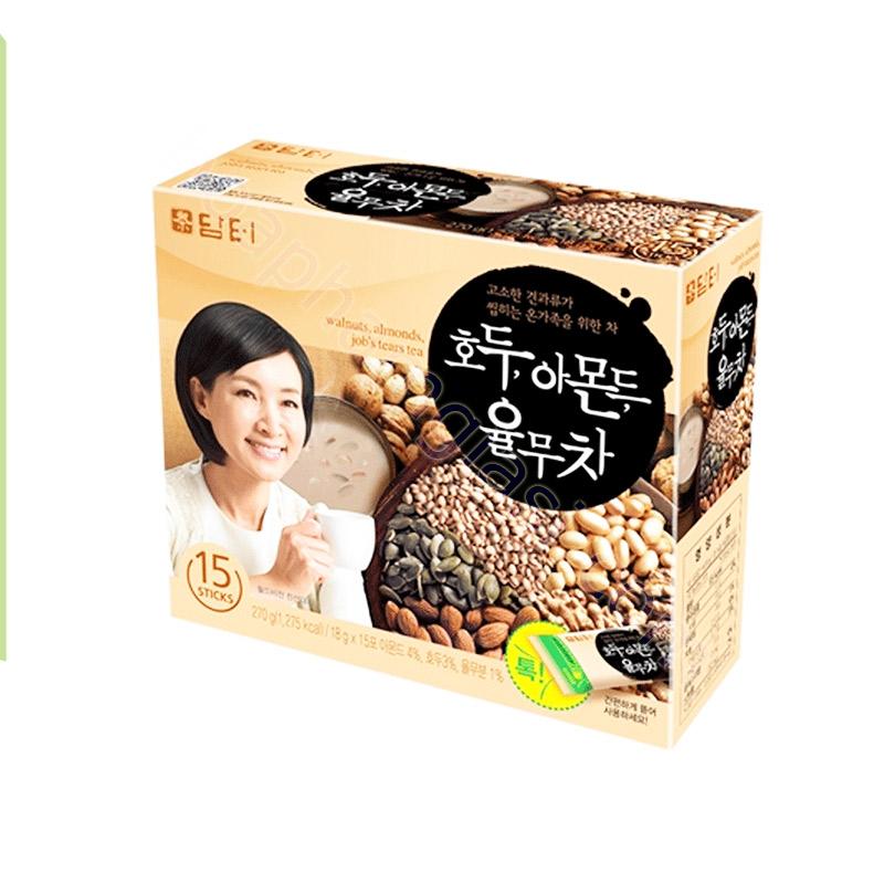 Bột ngũ cốc dinh dưỡng Damtuh Hàn Quốc 15 Gói 270g