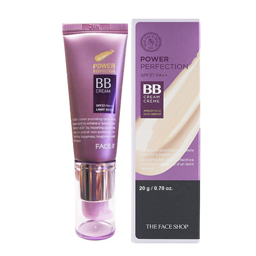 Kem BB The Face Shop Face Power Perfection SPF37 PA++
