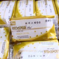 Bông tẩy trang Hoamis (100pc-150pc)