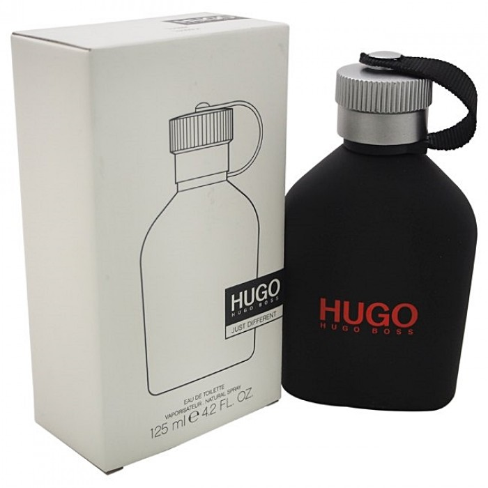 hugo boss just different edt tester 125ml (đen )