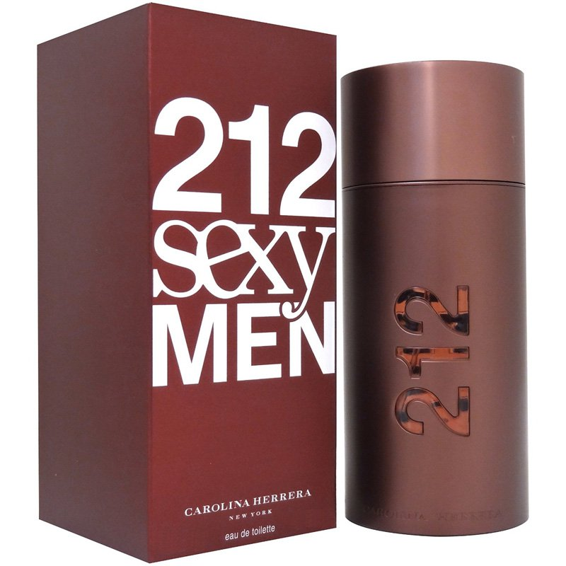 Carolina Herrera 212 Sexy Men 100ML