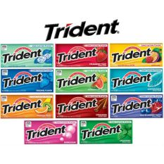 kẹo cao su trident