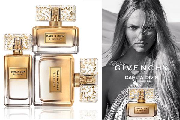 Nước hoa Givenchy Dahlia Divin Le Nectar de Parfum mini 5ml