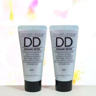 Kem Trang Điểm Đa Năng Model's Choice DD Dynamic Detox (30ml)