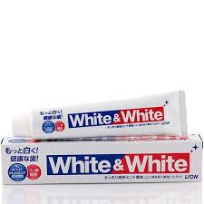 Kem Đánh Rănh White & White Nhật