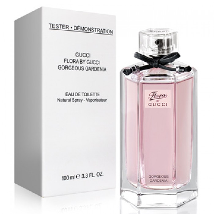 Gucci - Gorgeous Gardenia (Hồng) EDT 100ml (Tester)