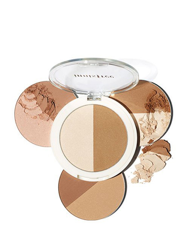 PHẤN TẠO KHỐI INNISFREE FACE DESIGNING DUO CONTOUR & HIGHLIGHTER