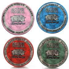 Giới thiệu và đánh giá thương hiệu sáp vuốt tóc nam Reuzel pomade