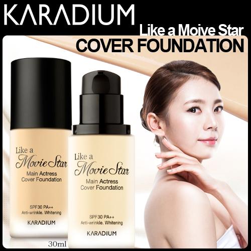 kem nền chai karadium like a movie star