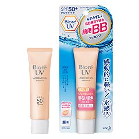 Kem Nền Chống Nắng BB Cream Biore SPF50+ Pa++++
