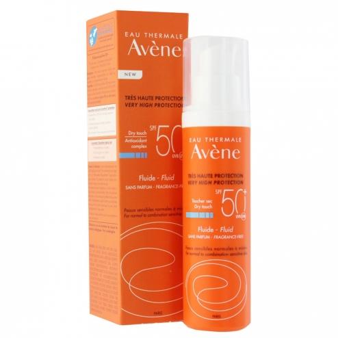 Kem chống nắng Avene vòi Fluide SPF 50+ (50ml)