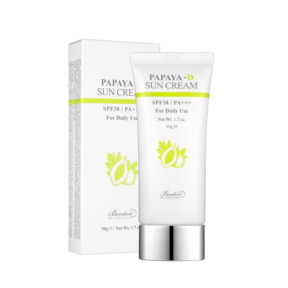Kem chống nắng Benton Papaya-D Sun Cream SPF38 PA+++