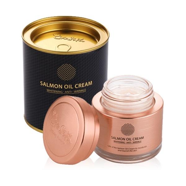 kem cá hồi Salmon oil Cream