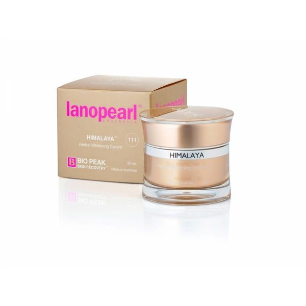 Kem Dưỡng Da Lanopearl Himalaya Herbal Whitening Cream (50ml)