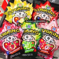 kẹo nổ striking bịch 20 gói (Úc)