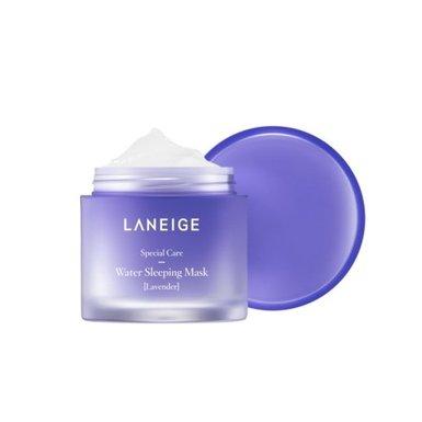 mặt nạ ngủ cấp nước laneige lavender (hủ tím)
