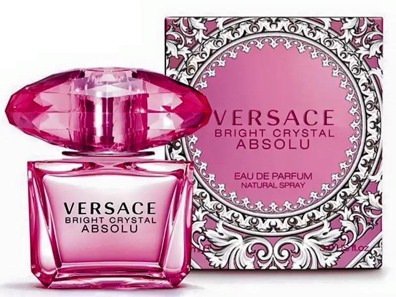 VERSACE BRIGHT CRYSTAL ABSOLU EDP 50ML - 90ML