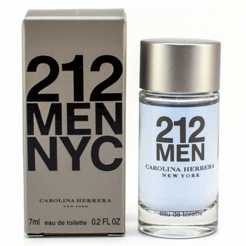 nước hoa mini carolina 212 men 7ml