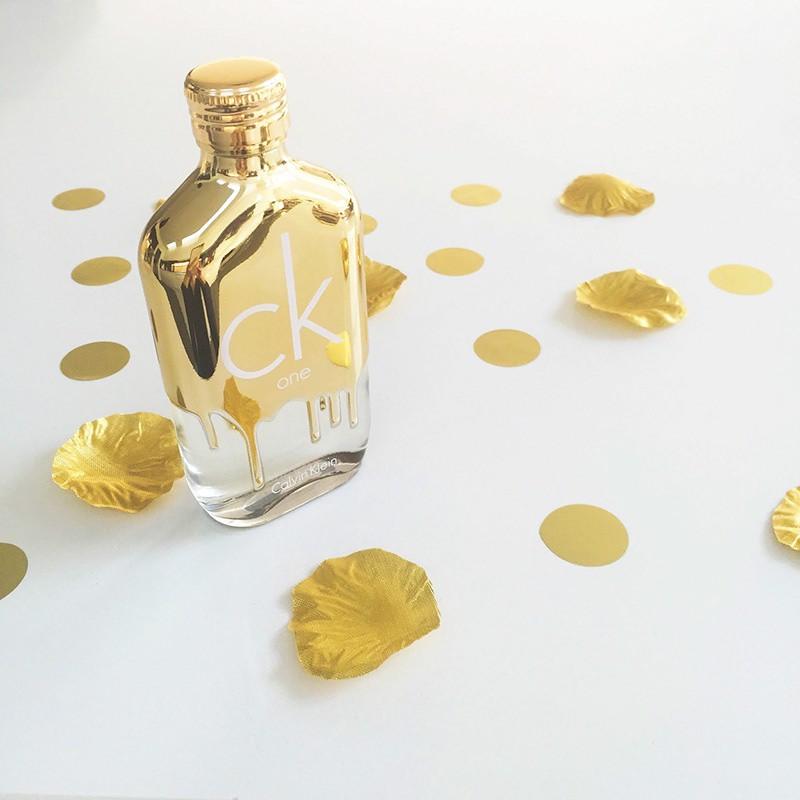 nước hoa ck one gold EDT mini 10ml