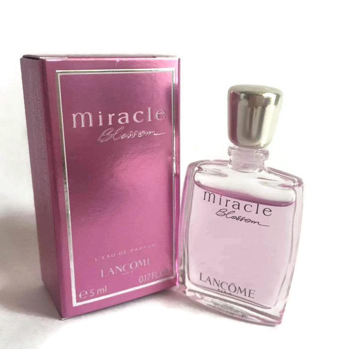 nước hoamini  lancome miracle secret EDP 5ml