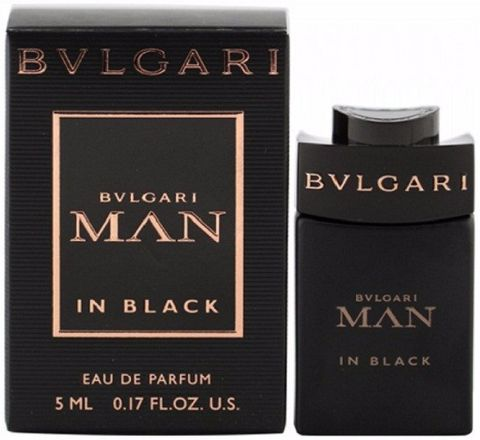 bvlgari man in black edp 5ml