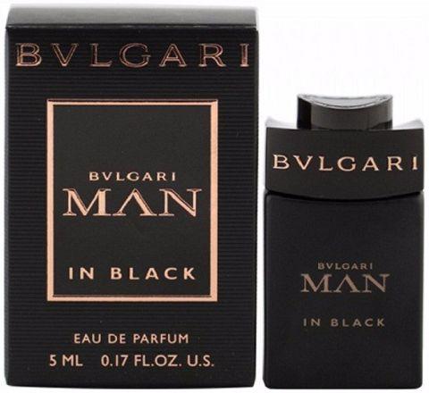 bvlgari man in black edp 5ml