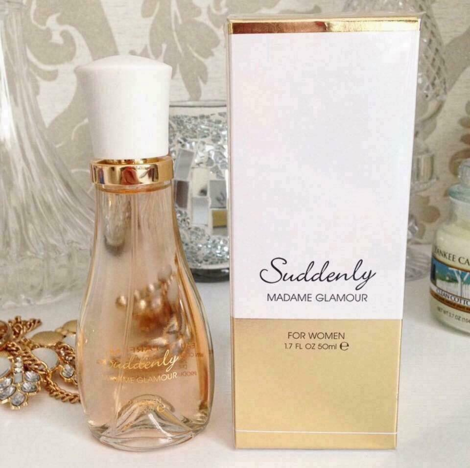 Suddenly Madame Glamour EDP 50ml