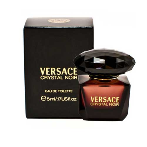 versace crystal noir 5ml
