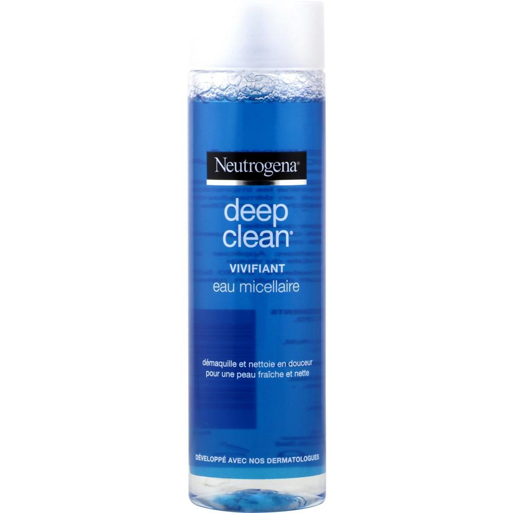 Nước tẩy trang Neutrogena Deep Clean Vivifiant (200ml)