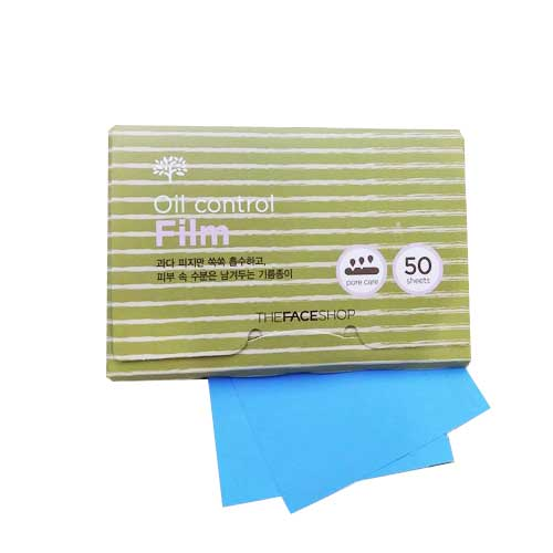 Giấy Thấm Dầu The Faceshop oil control film