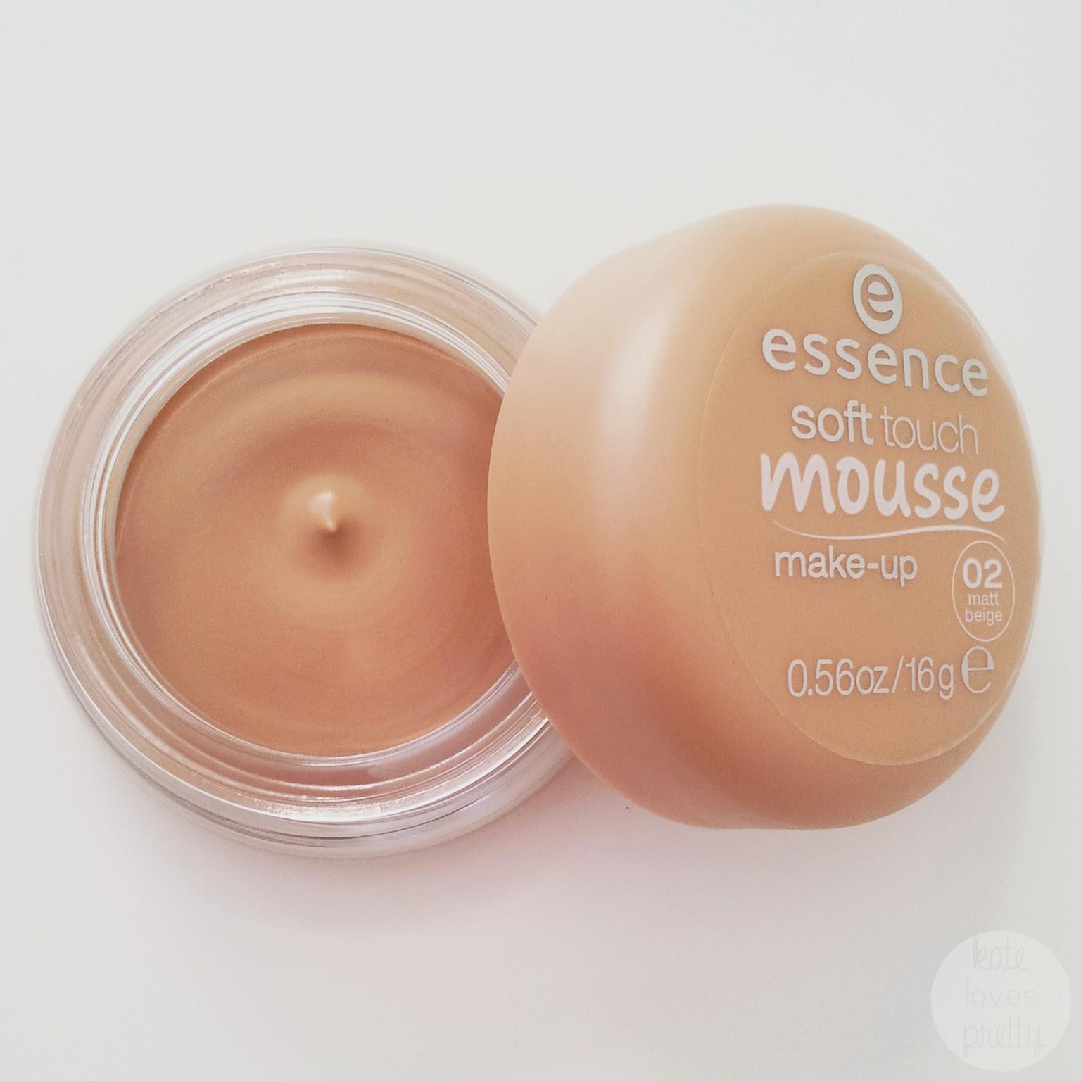 Phấn tươi Essence Soft Touch Mousse màu 04 xách tay Đức