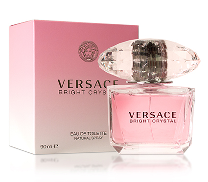Versace Bright Crystal EDT 90ML (tester)