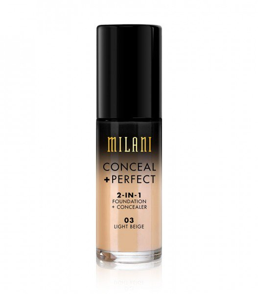 Kem nền Milani Concealer + Perfect 2 in 1