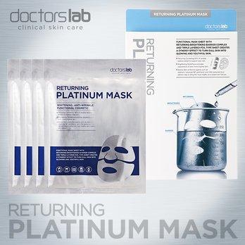 Mặt Nạ Doctorslab Returning Platinum Mask Thần thánh